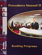 PROCEDURESMANUAL2READINGPROGRAMSPACE