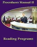PROCEDURESMANUAL2READINGPROGRAMS